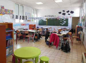 Classe Garrigues